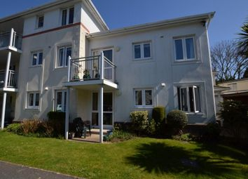 Thumbnail 1 bed flat to rent in Stanley Court, Stanley Road, St Marychurch, Torquay Devon
