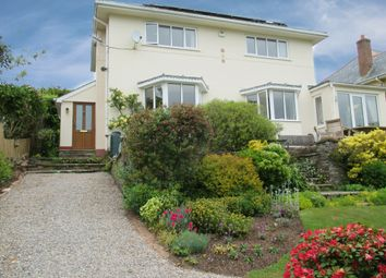 Thumbnail 3 bed detached house for sale in Yealm Road, Newton Ferrers, Plymouth