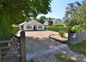 Thumbnail 4 bed detached bungalow for sale in The Street, Takeley, Bishop's Stortford