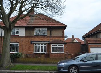 3 bed semi-detached house for sale in Nawton Avenue, Off Newcastle Road, Sunderland SR5