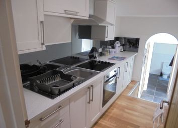 Thumbnail 1 bed flat to rent in York Road, Plymouth