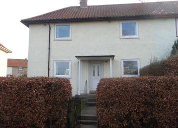 Thumbnail 3 bed semi-detached house to rent in Glenallan Drive, Gilmerton, Edinburgh