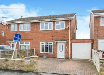 Thumbnail 3 bedroom semi-detached house for sale in Hemingway Road, Longton, Stoke-On-Trent