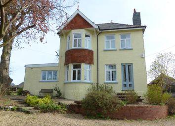Thumbnail 4 bed detached house for sale in Ochr Y Bryn, Llanwrtyd Wells
