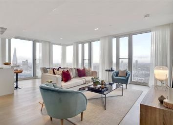 Thumbnail 2 bedroom flat to rent in Southbank Tower, Upper Ground, London