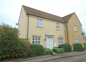 Thumbnail 2 bed semi-detached house for sale in Roman Way, Godmanchester