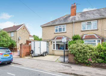 Thumbnail 2 bedroom end terrace house for sale in Warren Crescent, Southampton