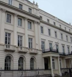 Thumbnail 10 bed terraced house for sale in Belgrave Square, Belgravia