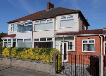 Thumbnail 3 bed semi-detached house for sale in Greystone Road, Broadgreen, Liverpool