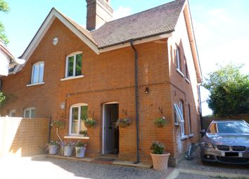 Thumbnail 3 bed semi-detached house to rent in Cromer Hyde Lane, Lemsford, Welwyn Garden City, Hertfordshire