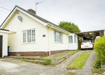 Thumbnail 3 bed detached bungalow for sale in Attleton Green, Wickhambrook, Newmarket, Suffolk
