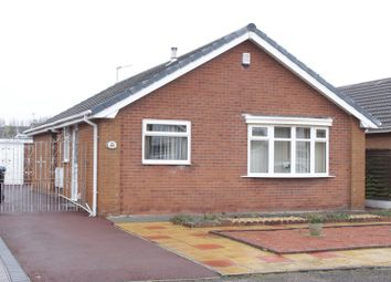 Thumbnail 2 bedroom bungalow for sale in Avondale Crescent, Blackpool, Lancashire