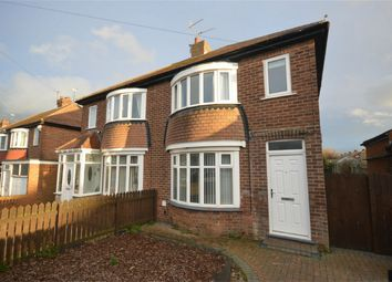 Thumbnail 3 bed semi-detached house to rent in Keswick Avenue, Sunderland, Tyne And Wear