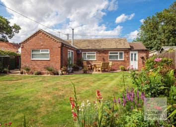 Thumbnail 2 bed detached bungalow for sale in Ber Bank, Mill Lane, Tunstead, Norfolk