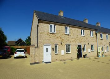 Thumbnail 2 bed end terrace house for sale in The Conifers, Silsoe, Bedford, Bedfordshire