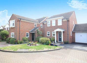Thumbnail 4 bed detached house for sale in Walsh Close, Hitchin