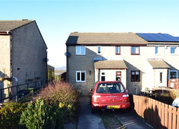 Thumbnail 2 bedroom town house for sale in Redwood Close, Long Lee, Bradford, West Yorkshire
