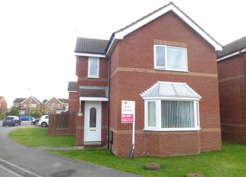 Thumbnail 3 bed detached house for sale in Robinswood Drive, Bransholme, Hull
