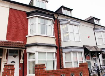 Thumbnail 4 bed terraced house to rent in Kensington Road, Middlesbrough