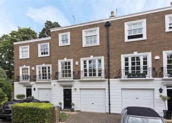 Thumbnail 4 bed mews house for sale in Grosvenor Place, Vale Road, Weybridge, Surrey