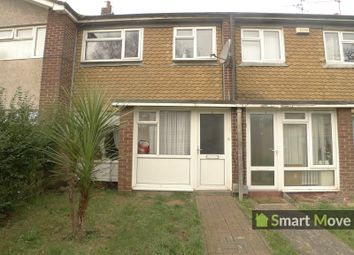 Thumbnail 3 bedroom terraced house for sale in Ferndale Way, Peterborough, Cambridgeshire.
