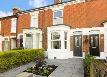 Thumbnail 3 bedroom terraced house for sale in Unthank Road, Norwich