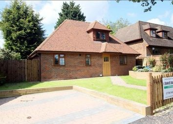 Thumbnail 3 bed detached bungalow to rent in Roebuck Lane, Buckhurst Hill