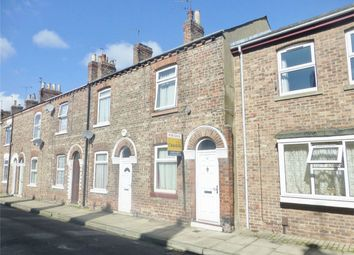 Thumbnail 1 bedroom terraced house for sale in Hanover Street West, York