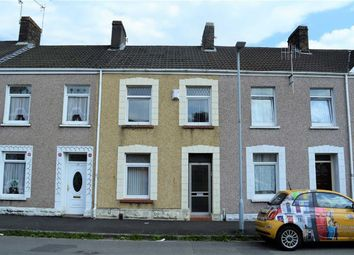 Thumbnail 2 bed terraced house for sale in Wern Terrace, Swansea