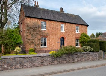 Thumbnail 6 bed detached house for sale in Newton Farm, Newton Regis, Warwickshire