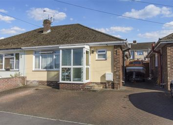 Thumbnail 2 bed semi-detached bungalow for sale in Crest Way, Sholing, Southampton, Hampshire