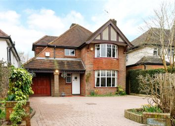 Thumbnail 4 bed detached house for sale in Ashley Green Road, Chesham, Buckinghamshire