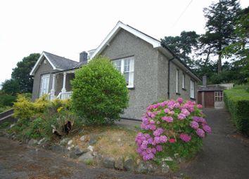 Thumbnail 5 bed detached house for sale in Pwllhobi, Llanbadarn Fawr, Aberystwyth