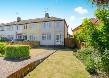 Thumbnail 3 bed end terrace house for sale in Chantry Road, Chessington, Surrey, Chessington