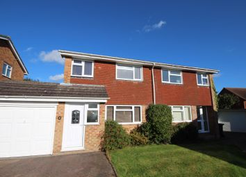 Thumbnail 4 bed semi-detached house for sale in Beckets Way, Framfield, Uckfield