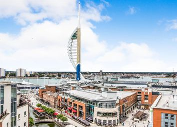 3 bed flat for sale in Gunwharf Quays, Portsmouth PO1