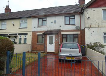 Thumbnail 2 bedroom semi-detached house for sale in Stanway Road, Cardiff