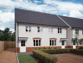 Thumbnail 2 bedroom semi-detached house for sale in Daneway, Swindon