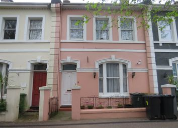 Thumbnail 5 bed terraced house for sale in Bampfylde Road, Torquay