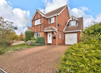 Thumbnail 4 bed detached house for sale in Lindisfarne Priory, Bedford