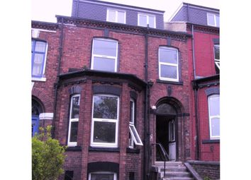 Thumbnail 1 bed flat to rent in Cemetery Road, Leeds
