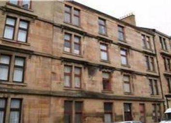 Thumbnail 1 bedroom flat to rent in Govanhill Street, Glasgow