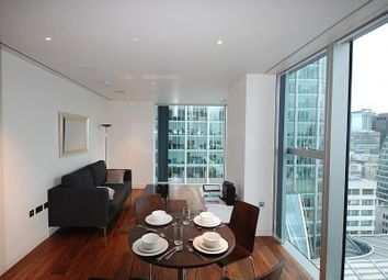 Thumbnail 1 bed flat to rent in The Heron Tower, 110 Bishopsgate, London