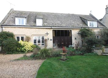 Thumbnail 4 bed property for sale in North Fen Road, Glinton, Peterborough
