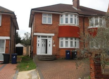 Thumbnail 3 bed semi-detached house to rent in Friars Place Lane, London, Acton
