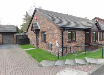 Thumbnail 2 bedroom semi-detached bungalow for sale in Lakeside Green, Offerton, Stockport