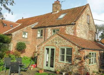 Thumbnail 2 bed property for sale in Church Street, Briston, Melton Constable