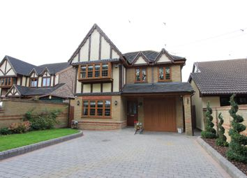 Thumbnail 4 bed detached house for sale in Rayleigh Avenue, Eastwood