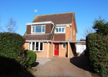 Thumbnail 4 bed detached house for sale in Nunnery Lane, Worcester