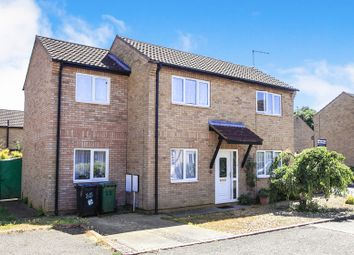 Thumbnail 3 bed detached house for sale in Kingfishers, Orton Wistow, Peterborough